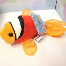 Webkinz Lil'Kinz Tomato Clown Fish~New Sealed Code