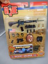 GI JOE DESERT SOLDIER Battle Gear Set NIP new
