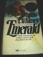 Emerald by Phyllis A. Whitney 1st Ballantine Edition Dec 1983 Paperback