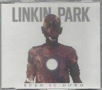 LINKIN PARK / BURN IT DOWN * NEW MAXI-CD * NEU *