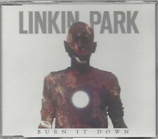 Linkin Park/Burn It Down * NEW MAXI-CD * NOUVEAU *