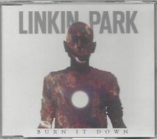 LINKIN PARK / BURN IT DOWN * NEW MAXI-CD * NEU *