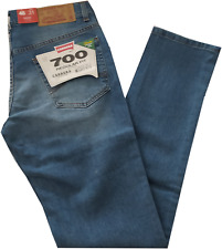 Jeans Uomo Carrera Art.700 Regular Denim 5 tasche 3 colori Blu chiaro 48