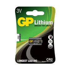 GP Batteries CR2 - C1 Photo Lithium 3V Battery
