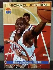 Michael Jordan card Sports Illustrated for Kids #871