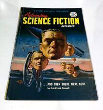 Astounding Science Fiction British Edition Dec 1951 book magazine Eric Russell