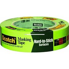 "6 Pk 3M 1 1/2"" X 60 Yd Scotch Painter´s Painting Green Masking Tape 2060-1.5A"