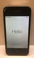 Apple iPhone 4 - 16GB - Black (Unlocked) A1332 (GSM) (AU Stock)