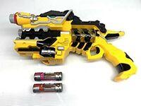 Power Rangers Kyoryuger Set Gabu Revolver Gun Morpher Dino Charge 2 pcs JAPAN