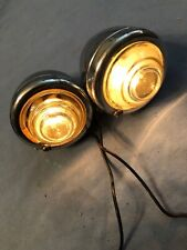 GUIDE B-31 Magnified Lens Vintage Cowl Parking Reverse Back Up Fender Turn Light