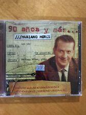Mariano Mores 90 Anos Y Mas Import CD