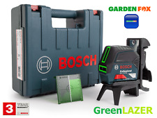 new - Bosch GCL2-15G Self LEVELING GREEN LASER LINE 0601066J00 3165140869553  ..