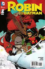 Robin: Son of Batman 1-6, 8-13 NM First Printing