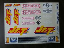 * New * Original Losi Jrxt Truck Body Sticker Decal Sheet