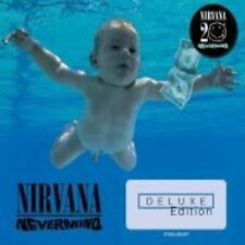 Nevermind 20th Anniversary Deluxe Edition Double CD Nirvana Digi Pak