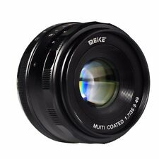 Meike MK-35mm F/1.7 APS-C Manual Lens F Sony NEX 3/5/6/7 A5000 A5100 A6000 A6500