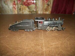 Mantua HO Scale  Switcher Steam Locomotive w/Sloped Tender