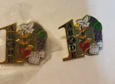 FTD 1985 to 1995ish district 10 a b d e COLLECTABLE LAPEL PIN  >NEW<