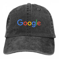 Google Logo Cowboys Adjustable Cap Snapback Baseball Hat