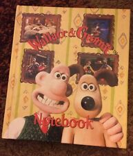 Wallace & Gromit Notebook  (1996, Hardcover)