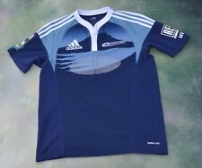 New listing Adidas Blues New Zealand Rugby Team Men's Jersey Size M.