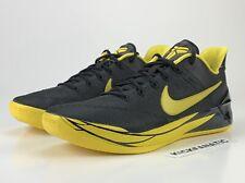 NIke Kobe AD Oregon Ducks PE Basketball Shoes Black Yellow 922026 001 Mens Sz 11