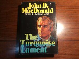THE TURQUOISE LAMENT By John MacDonald