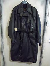 Vintage 20/30'S WW2 mascotte de caoutchouc vulcanisé moto manteau taille - 3XL