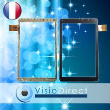 """Vitre ecran tactile pour Archos 101B Helium 10"""" WANJ WJ783-FPC V2.0 noir"""