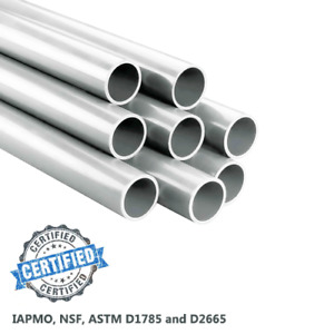 3/4 IN. PVC PIPE ANY LENGTH SCHEDULE 40