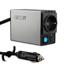 Convertisseur 300W Power Inverter DC 12V to 220V AC Car Inverter 2.1A Dual USB