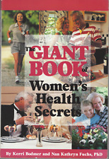 Giant Book of Womens Health Secrets by Bodmer & Fuchs - Paperback VERY GOOD!