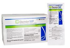 12 Demon WP Envelopes Insects Roaches Ants Pest Control Insecticide