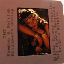 SAMSON AND DELILAH CAST Elizabeth Hurley Dennis Hopper Eric Thal 1995 SLIDE 4