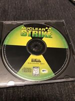 Playstation 1 PS1 Nuclear Strike