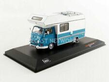 Voitures, camions et fourgons miniatures bleus IXO 1:43