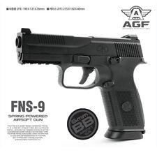 Academy Korea FNS-9 Full Size Plastic Airsoft Pistol BB Replica Hand Toy Gun 6mm