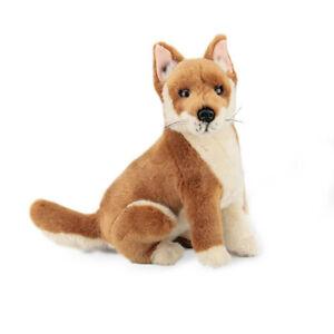 """Byron the Dingo Dog Soft Plush Toy 10""""/25cm Medium Bocchetta Plush Toys"""
