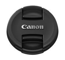 Canon Genuine 43mm New Style Centre Pinch Lens Cap E-43