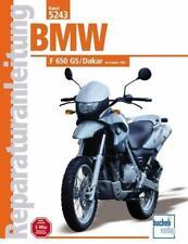 BMW F 650 GS/Dakar (2009, Taschenbuch)