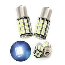 10X Cold White 1156 BA15S 36SMD 5050 LED Light Bulbs Backup Reverse 7506 1141