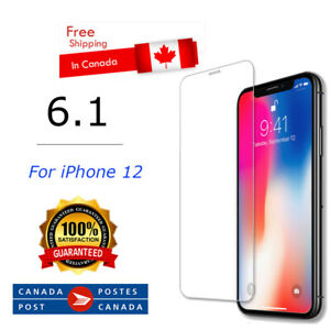Premium Tempered Glass for iPhone 12 Pro 11 Pro XR X XS Max 8 7 6 Plus SE(2020)