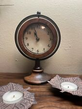 Vintage Style -  Antique Retro Table Clock Decorative
