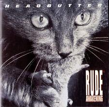 Rude risveglio - ´´ headbutter ´´ - RARE US power metal CD 1996-privato pressing