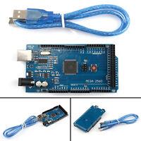 MEGA 2560 R3 ATMEGA16U2 ATMEGA2560-16AU Board + USB Kabel Für Arduino A3