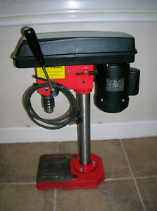 Clarke CDP-5RB 5 Speed Bench Mounted Pillar Drill