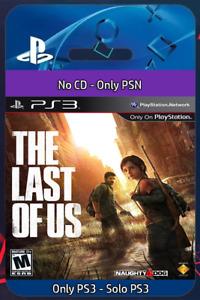 the last of us PS3 (Digital)