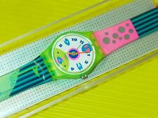 LADY (25mm) Swatch von 1992  - POLAR ICE - LJ104 in NEU & OVP