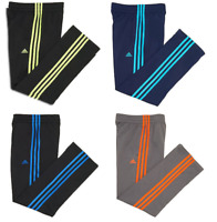 NEW! BOY'S ADIDAS TRICOT ATHLETIC PANTS! PULL ON PANT! VARIETY SIZE/COLORS