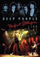 DEEP PURPLE - PERFECT STRANGERS LIVE  DVD  HARD ROCK CONCERT  NEW+